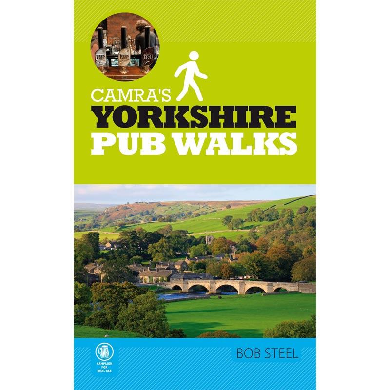 CAMRA 39 S Yorkshire Pub Walks By Bob Steel Paperback Jarrold Norwich