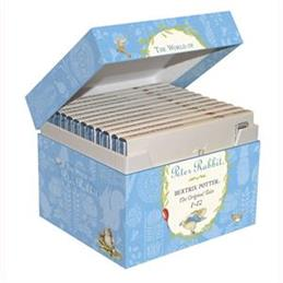 The World of Peter Rabbit Giftbox (Tales 1-12) by Beatrix Potter