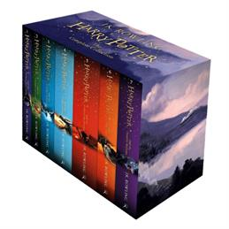 Harry Potter Box Set: The Complete Collection by J.K Rowling (Paperbacks)