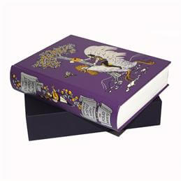 The Violet Fairy Book by Andrew Lang (Slipcase Hardback)