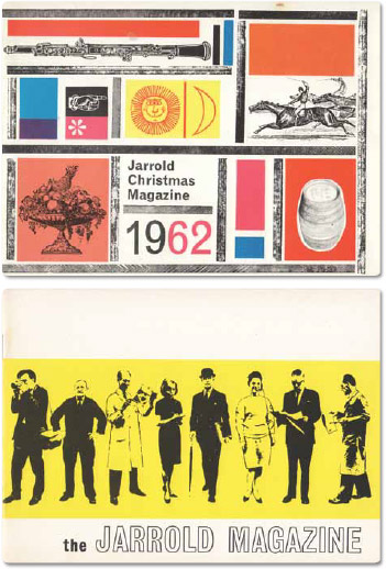 Jarrold Magazine covers