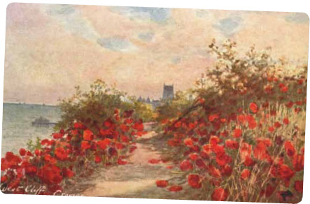 Norfolk's Poppyland becomes popular as a holiday destination