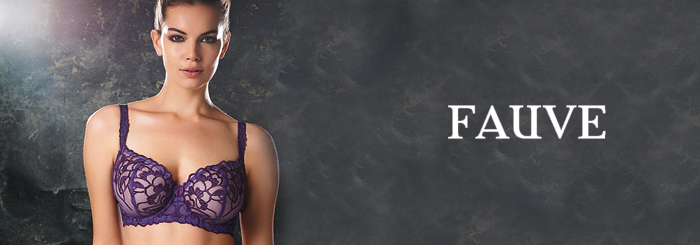 Fauve lingerie at Jarrold, Norwich