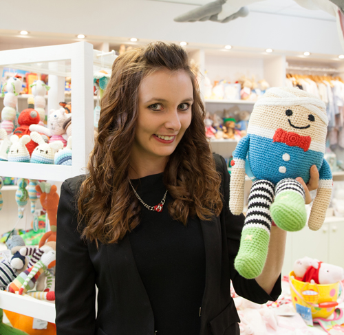 Laura from Toys