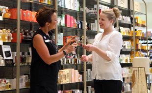 Explore our fine fragrances in the most glamorous department in Norwich