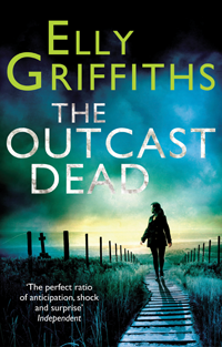 THE OUT CAST DEAD COVER