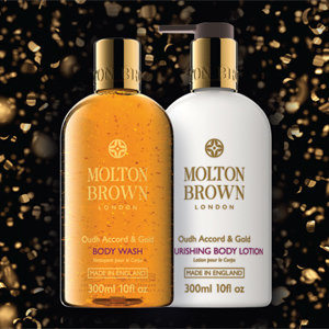 Molton Brown, Oudh Accord