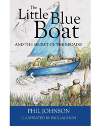 THE LITTLE BLUE BOAT - PHIL JOHNSON