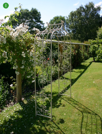 Old Rectory rose arch £139*