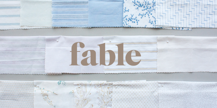 Fable Bedding