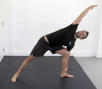Step 1 - Side Stretch