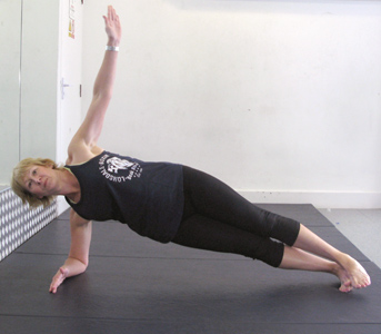 Step 3 - Side Plank