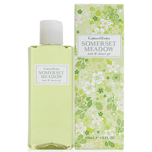 Crabtree and Evelyn Somerset Meadow Bath & Shower Gel available at Jarrold Norwich