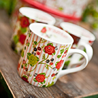 Julie Dodsworth mugs available at Jarrold Norwich