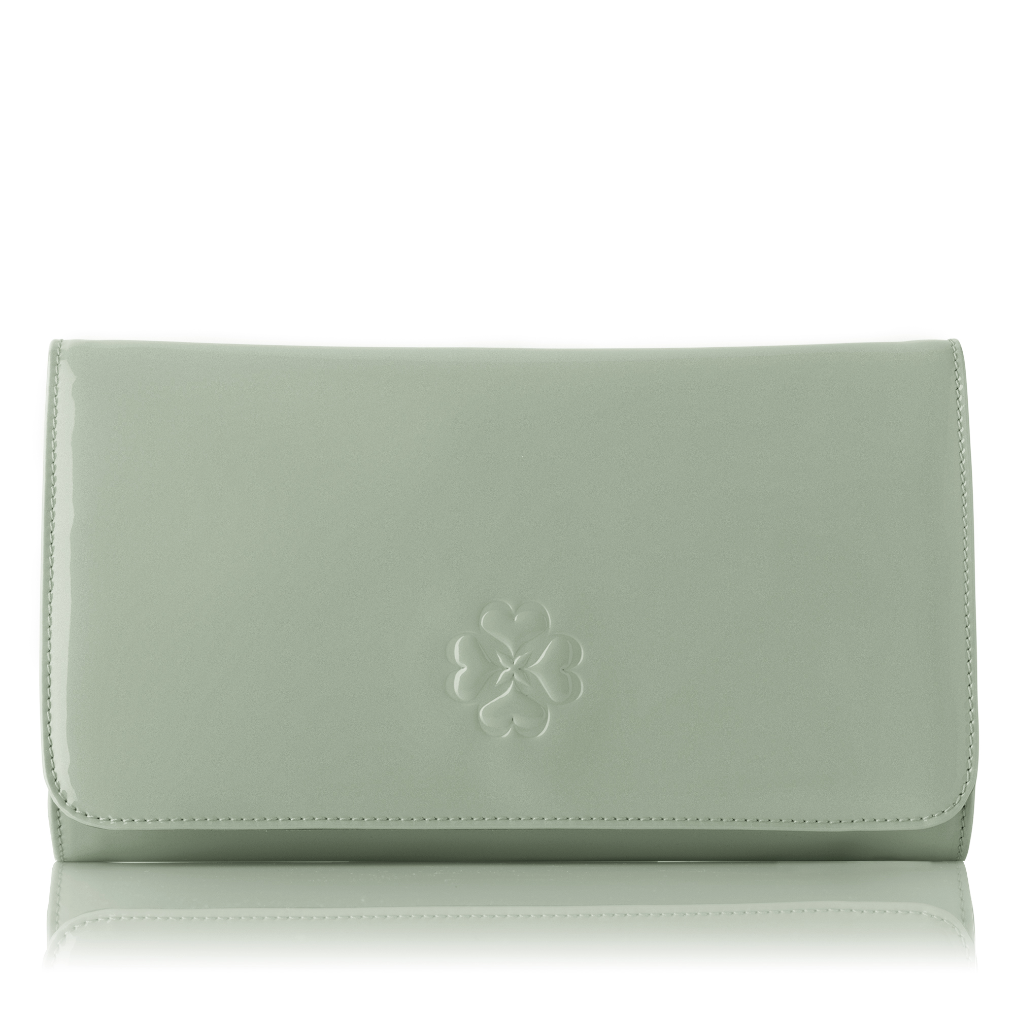 Frome Patent Clutch in 'Clay'