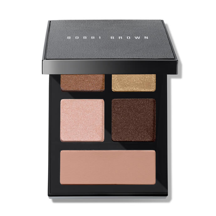 Bobbi Brown The Essential Multicolour Eye Shadow Palette in Burnished Bronze