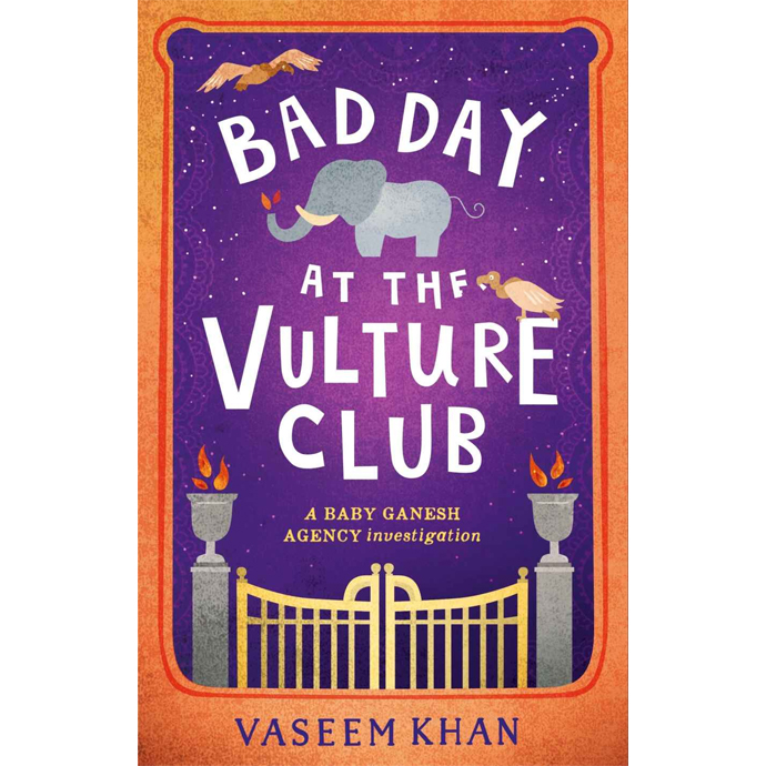 Bad Day at the Vulture Club: A Baby Ganesh Agency investigation