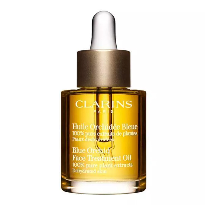 Clarins Blue Orchard Treatment Oil