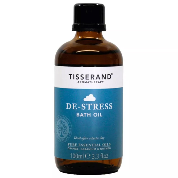Tisserand Wellbeing Bath Oil