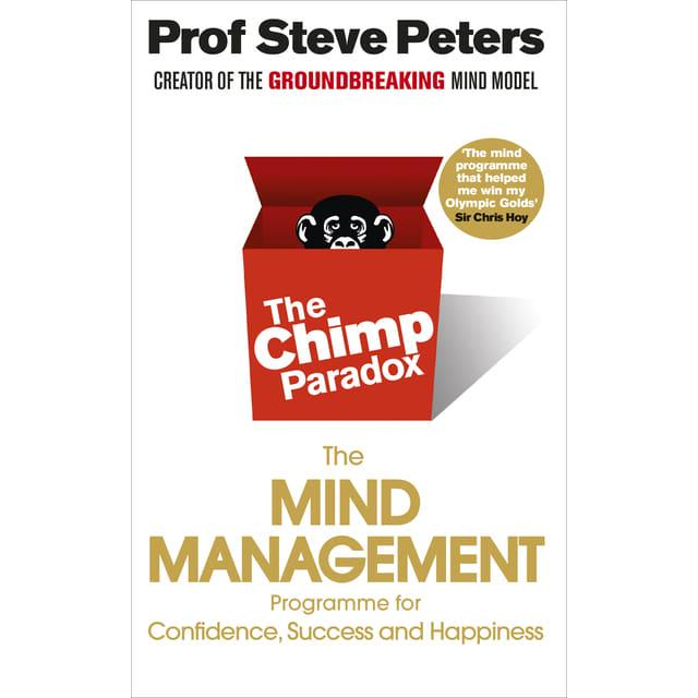 The Chimp Paradox Dr Steve Peters