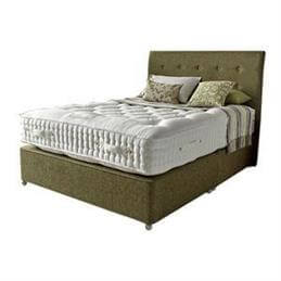 Harrison Trebah Double Non Storage Divan Set