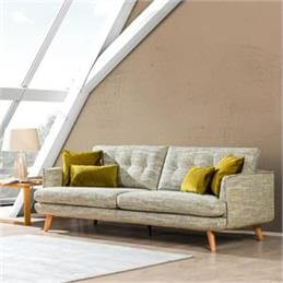 Hammel Three Seater Formal Sofa