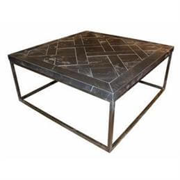 Halo Versailles Marble Top Coffee Table