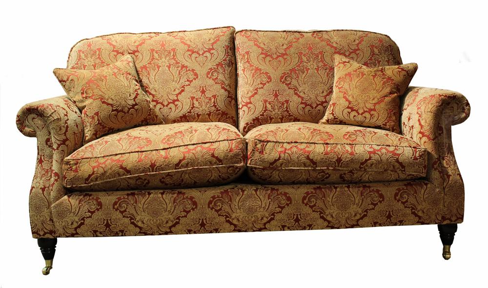 Parker Knoll Westbury Small Sofa In C Range Fabric Jarrold Norwich