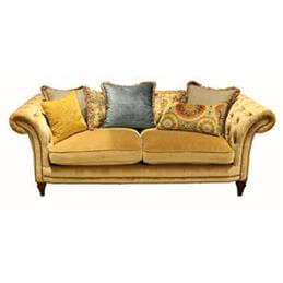 Kensington Large Fabric Sofa