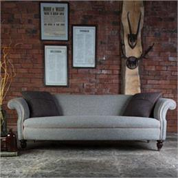 Harris Tweed Bowmore Grand Sofa