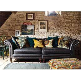 Kensington Grand Sofa in Leather