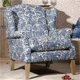 Lauren Collection Long Island Wing Armchair