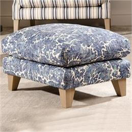 Lauren Collection Long Island Footstool