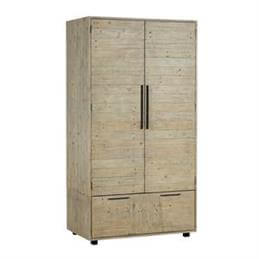 South Creake Double Wardrobe