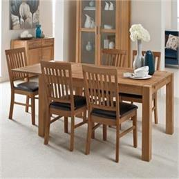 Westminster Dining Table & Six Dining Chairs