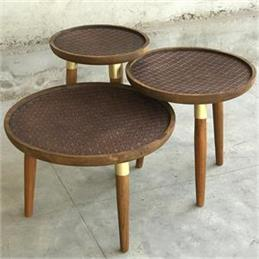 Anchora Nest of Three Coffee Tables