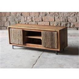 Eastern Inspired Sleeper TV Unit