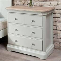 Cromwell Chest Of 2 + 2 Drawers