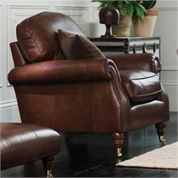 Parker Knoll Westbury Armchair in Leather