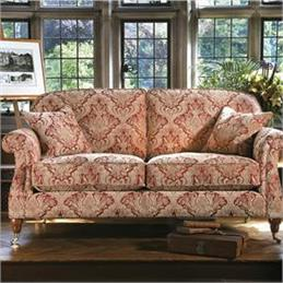 Parker Knoll Westbury Grand Sofa in C Range Fabric