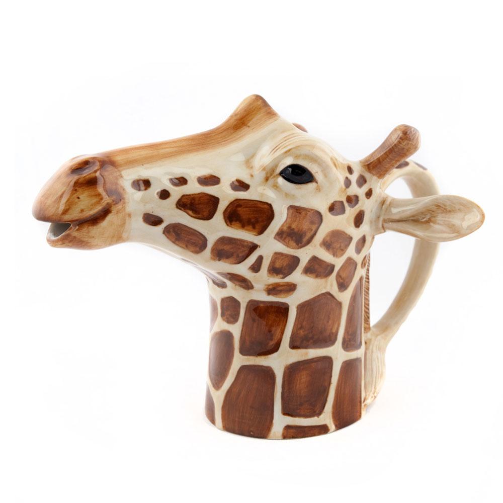 Zebra Jug Medium Quail Ceramics