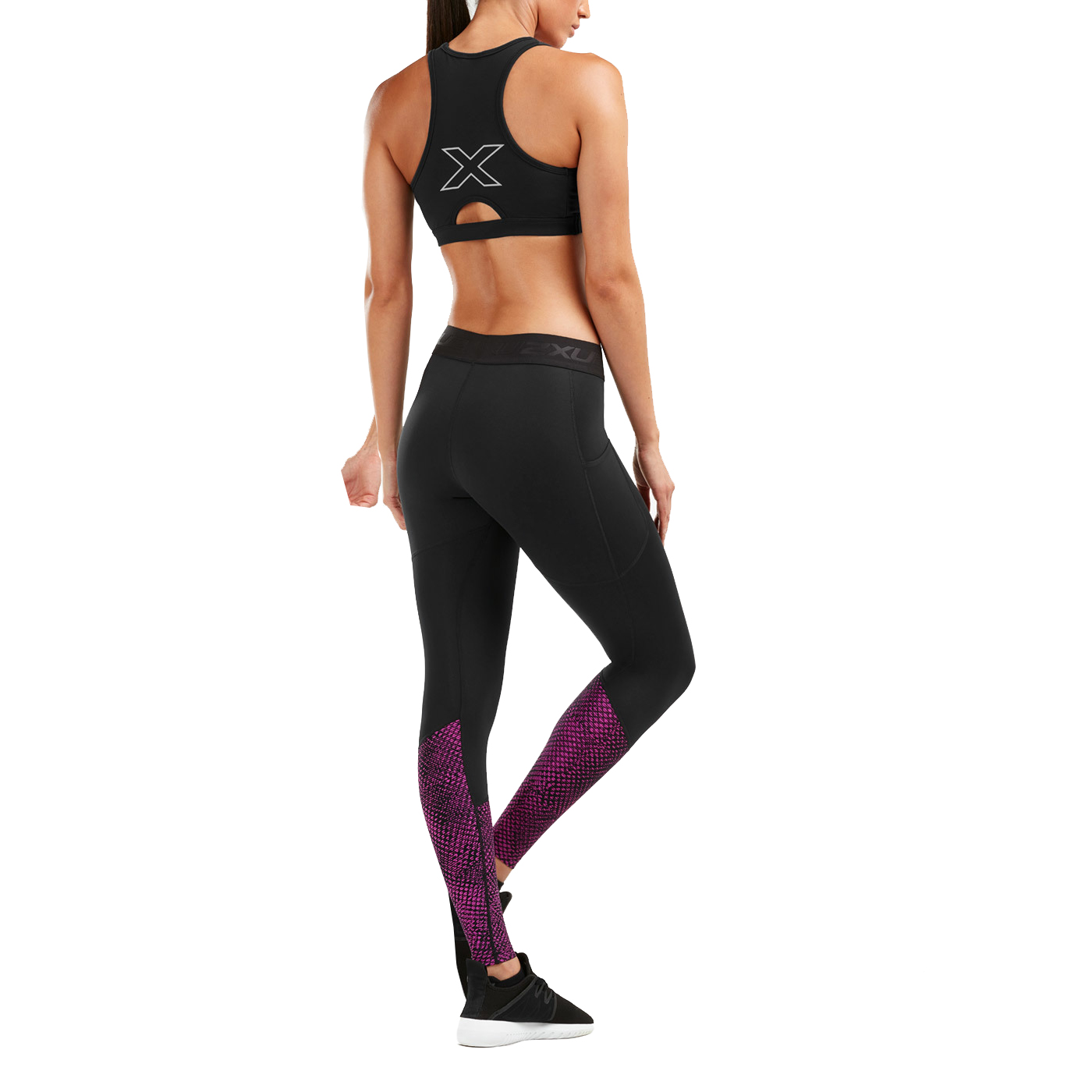 4751fca92d 2XU Women's Accelerate Compression Tights with Storage | Womens ...