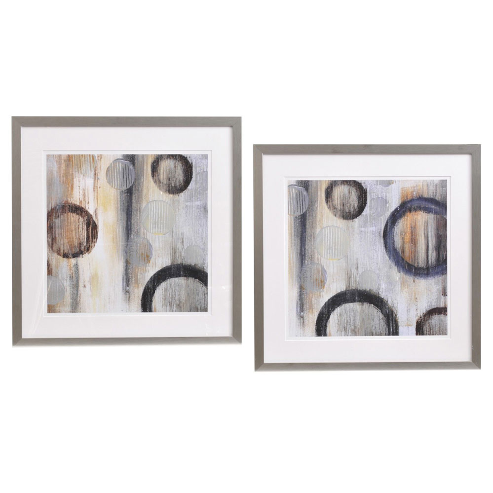 Libra Company Abstraction Framed Print | Decorative Accessories ...