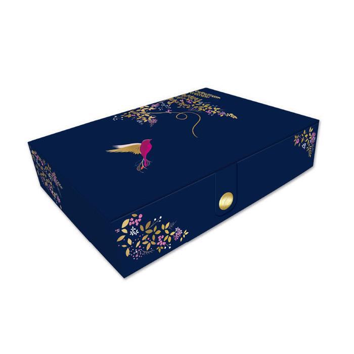 Blueprint collections sara miller a4 storage box gift stationery blueprint collections sara miller a4 storage box malvernweather Images