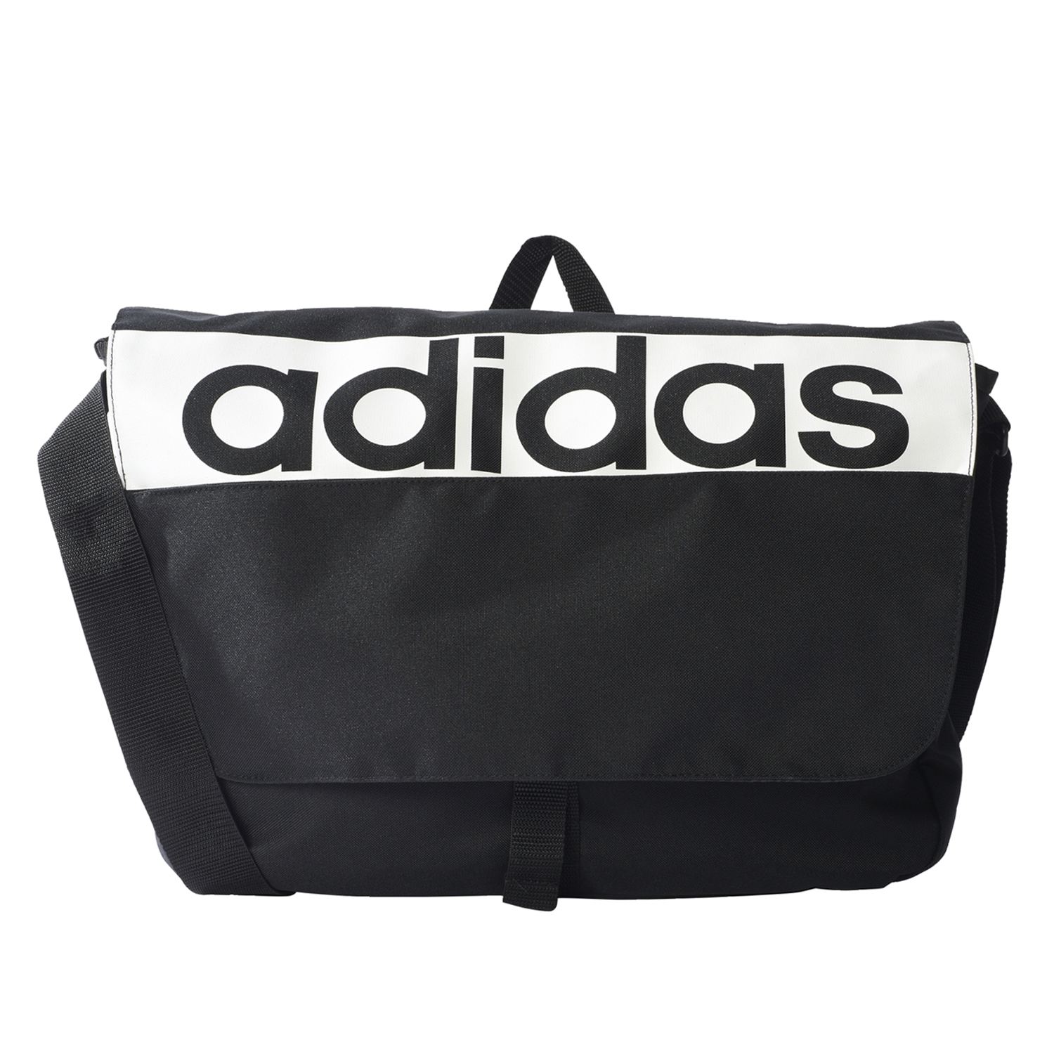 da585fa5f86c Adidas Linear Performance Messenger Bag Black
