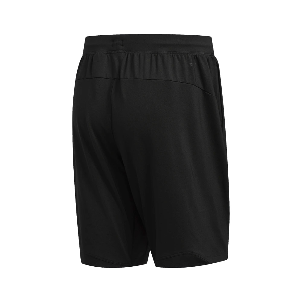606dee161 Adidas Men's 4KRFT Badge of Sport Fitness Shorts - Black   Mens ...