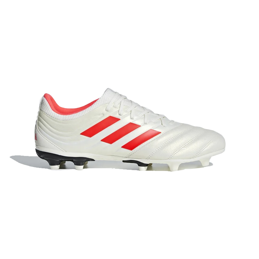 quality design 37872 5091f Adidas Mens Copa 19 3 Firm Ground Football Boots Off White