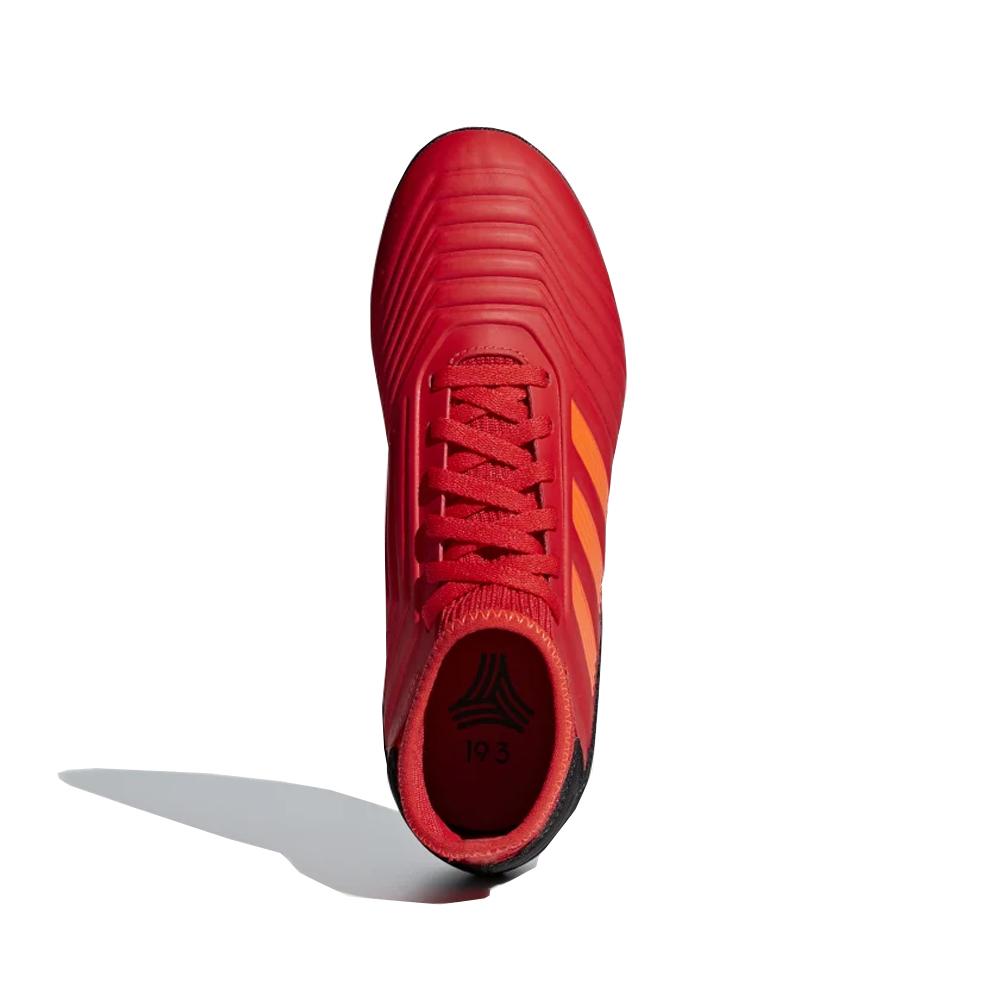 wholesale dealer 58d75 0f114 Adidas Junior Predator Tango 19.3 Turf Football Boots - Active Red