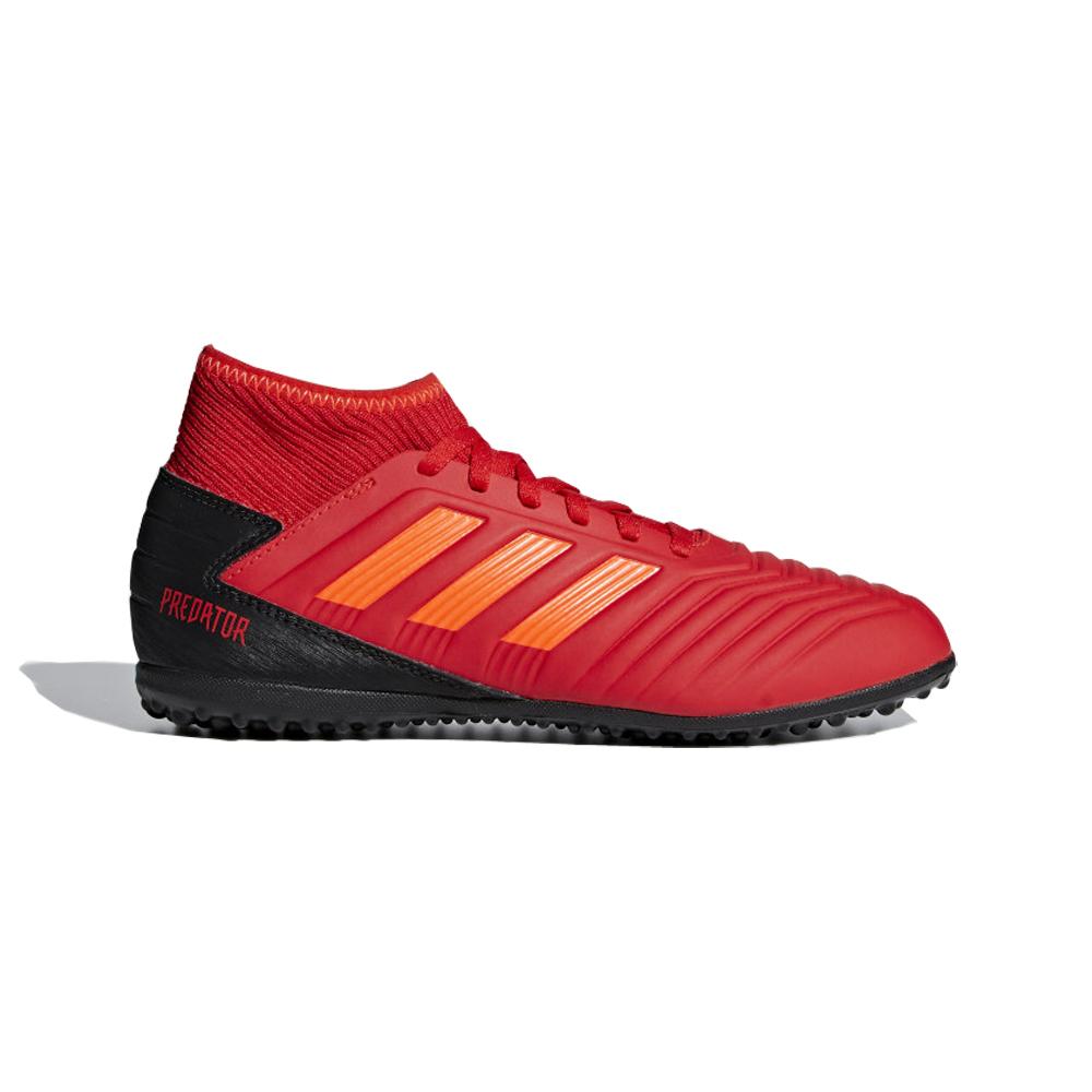 d32a06b2c3a1 Adidas Junior Predator Tango 19.3 Turf Football Boots - Active Red ...