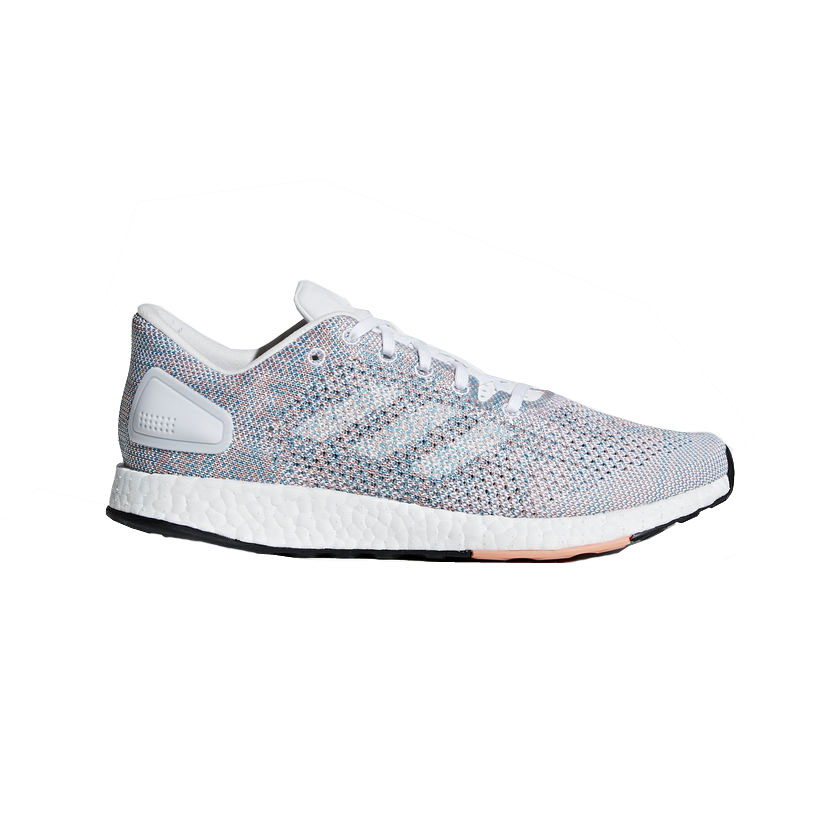 Adidas Women s PureBoost DPR City Running Shoes- Future White ... c66b30b152